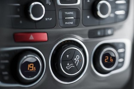Climatizador del Citroën C4