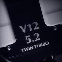 Éste es el V12 de 5.2 litros que propulsará al Aston Martin DB11