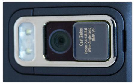Nokia N86, análisis