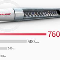 El primer circuito de pruebas de Hyperloop estará en la ciudad sostenible de Quay Valley