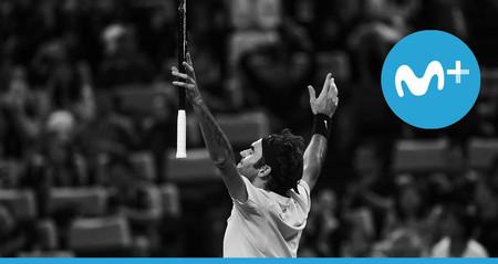 El tenis seguirá en Movistar un año más: renovados los derechos para los cuatro Grand Slam y más