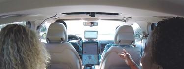 """""""La gente tiene miedo al coche autónomo"""", según un estudio de Intel. Hasta que lo prueban"""