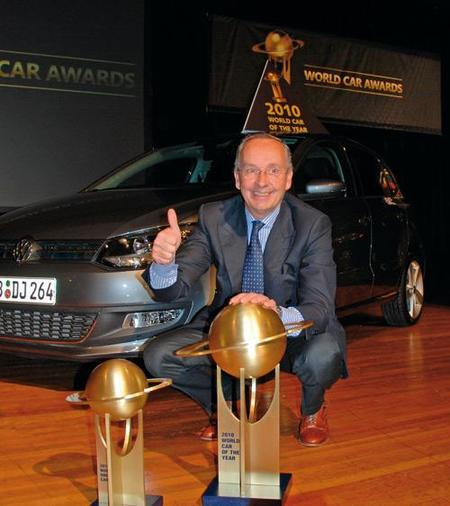 Volkswagen Polo, World Car of the Year 2010