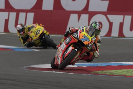 Lorenzo Baldassarri Moto2 Assen 2016