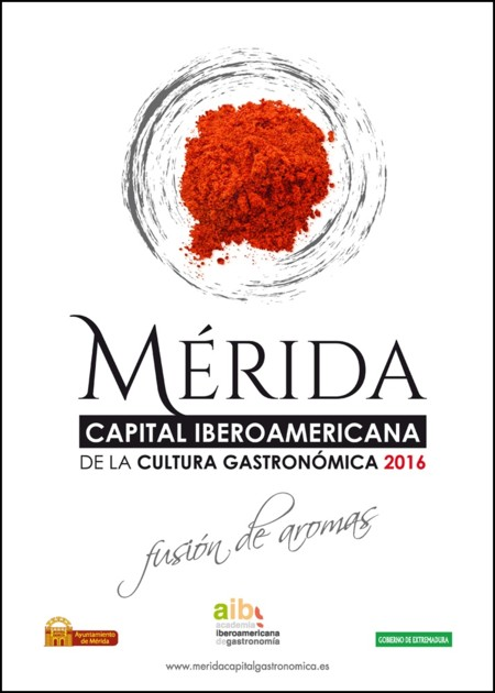 Capitalidad Gastronomica Cartel