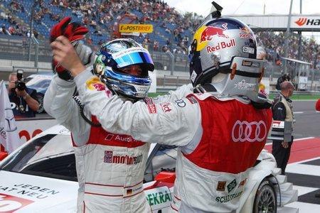 Nueva victoria de Martin Tomczyk. Esta vez en el Eurospeedway Lausitz