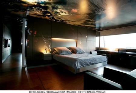 hotel puerta América - Jean Nouvel - habitación 1