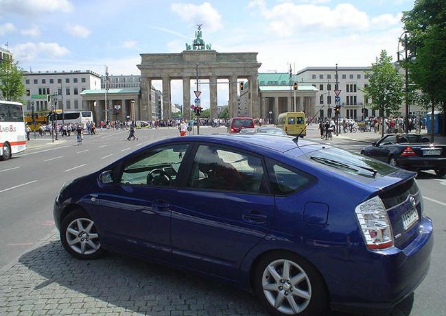 Toyota Prius Trip
