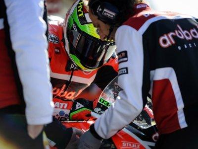 Parón de 10 semanas en WSBK, no habrá sustituto para Monza