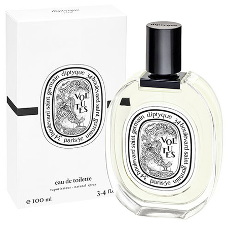 Packaging Volutes de Diptyque