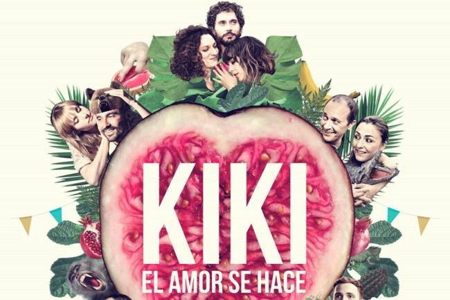Cartel Kiki El Amor Se Hace