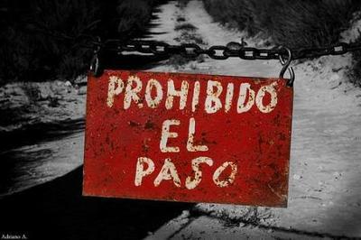 Post protesta contra la Agencia Tributaria