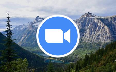 Cómo usar un fondo virtual en una llamada de Zoom desde nuestro iPhone, iPad o Mac