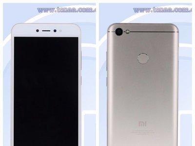 El Xiaomi Redmi Note 5A pasa por TENAA dejándonos nuevas fotos y casi todas sus características