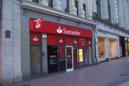 Another New Santander Bank Geograph Org Uk 1710962