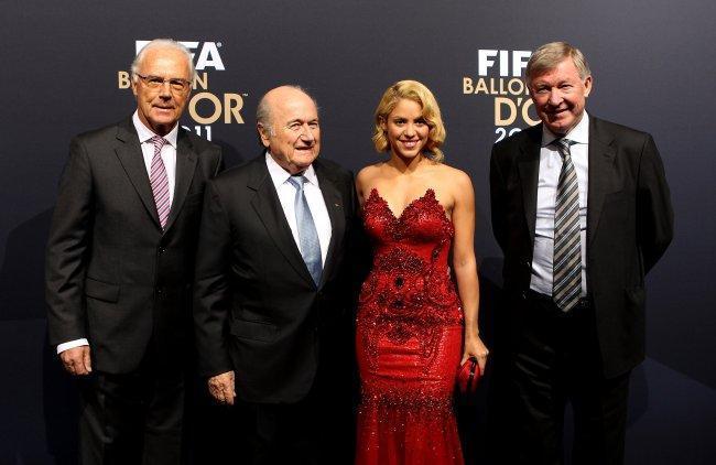 Shakira All Star