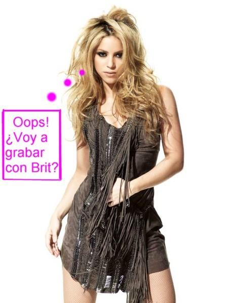 Agárrense a los machos, ¡Britney Spears y Shakira podrían cantar juntas!