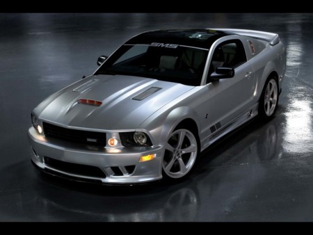 2008 Sms Twenty Fifth Anniversary Mustang Concept