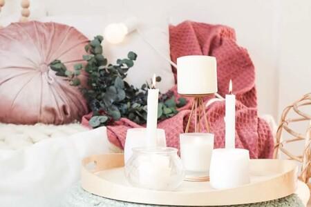 Las mejores velas y accesorios para decorar la casa este San Valentín
