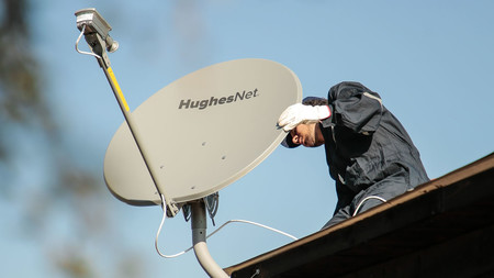Internet Satelital Hughesnet