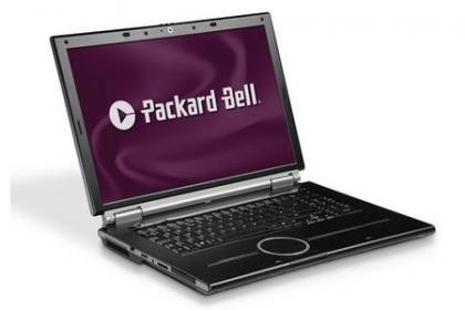 Portátiles Packard-Bell también con Santa Rosa