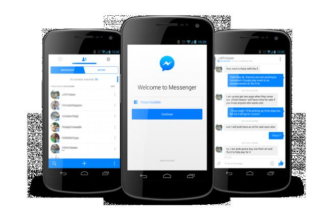 Se acabó usar Facebook Messenger desde el navegador del móvil, habrá que pasar por la app sí o sí