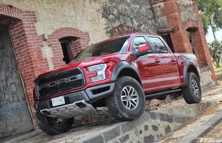 Ford Raptor 201742