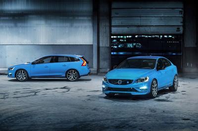 Volvo presenta las versiones Polestar del S60 y V60