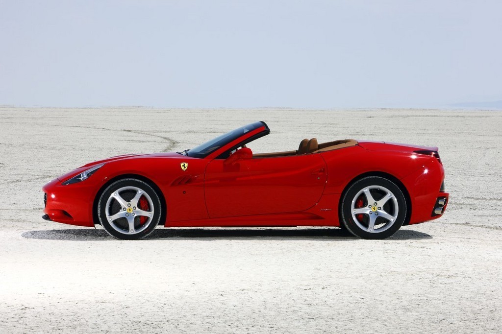 Foto de Ferrari California (42/50)