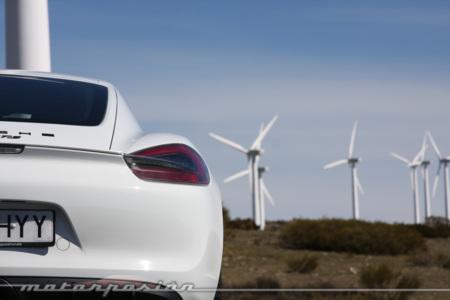 Porsche Cayman GTS Prueba 13