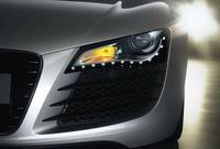 Audi R8, ahora disponible con luces completas LED