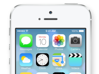 Apple presenta iOS 7