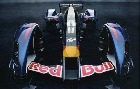 Red Bull X1 Prototype, ahora en vídeo