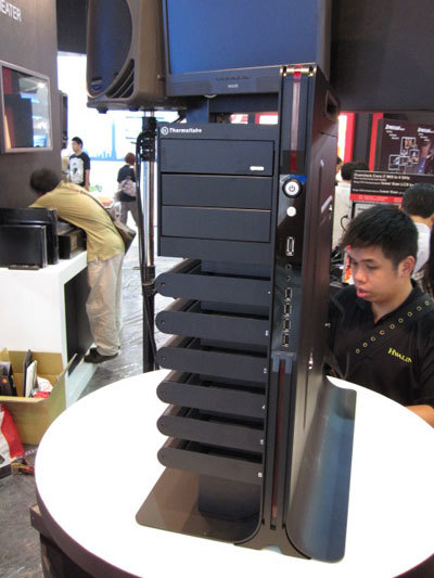Foto de Thermaltake Level 10 en Computex 2009 (12/20)