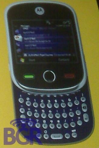 Motorola Alexander, el futuro de Motorola