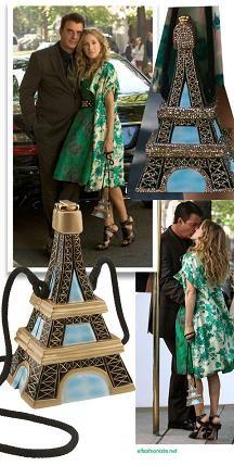 Hazte con el bloso Effeil Tower de Carrie Bradshaw
