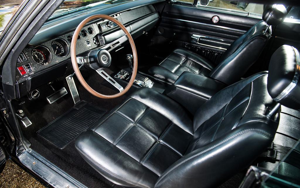 El Dodge Charger gemelo del de Bullit de Bruce Willis y Jamiroquai