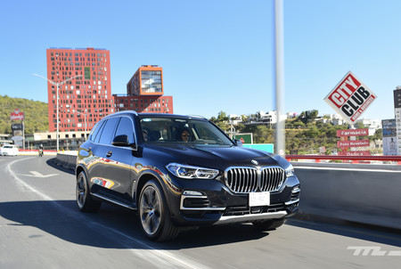 Bmw X5 Xdrive45e Mexico 27