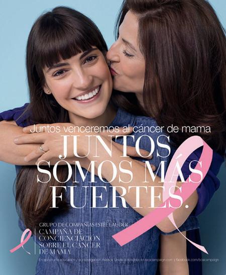En octubre, Estée Lauder donará el 100% de sus ventas a la Campaña contra el Cáncer de Mama