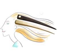 Horquillas de lujo para tu cabello: Hermés