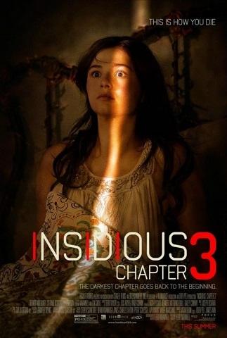 'Insidious: Capítulo 3', tráiler y nuevo cartel