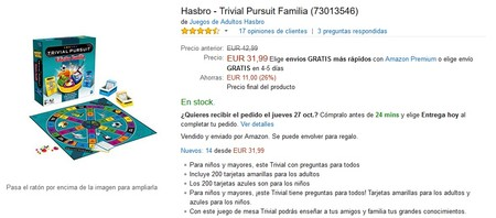 Trivial Pursuit Amazon