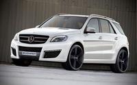 "Mercedes-Benz ML ""Impact"" por Kicherer"