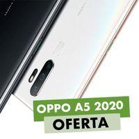 Más barato imposible: el Oppo A5 2020, ahora, en AliExpress Plaza, te puede salir por sólo 124,20 euros