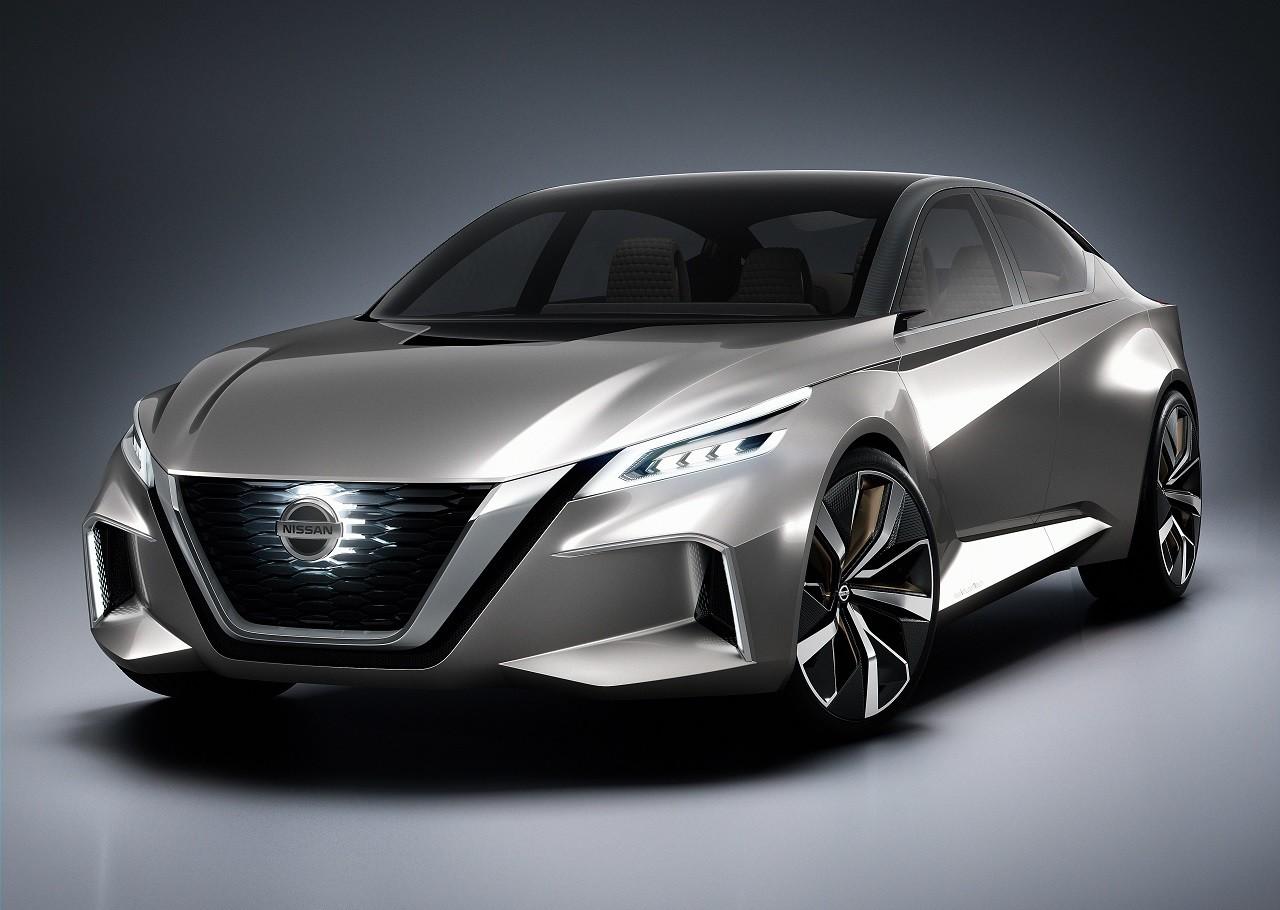 Foto de Nissan Vmotion 2.0 Concept (13/13)