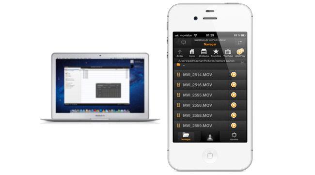 VLC Remote iOS