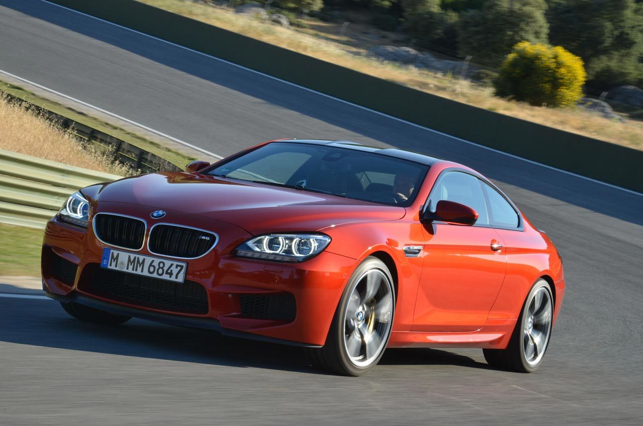 Foto de BMW M6 Cabrio 2012 (1/85)