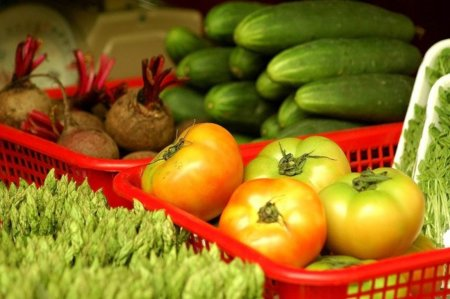 Las verduras con más sodio