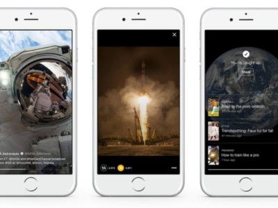 Twitter lanza Moments, su herramienta para que no te pierdas ninguna noticia