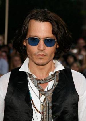 Johnny Depp o el arte del disfraz